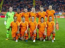Oranje Leeuwinnen oefenen tegen Chili in Alkmaar