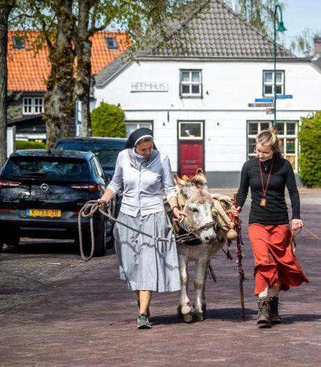 Wandelroute Ons Kloosterpad open: 'Een kans om God te ontmoeten, of een ander of jezelf'