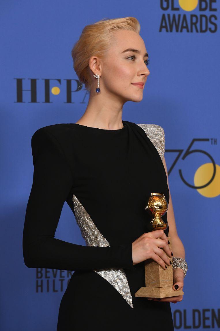 Saoirse Ronan. Beeld Getty Images