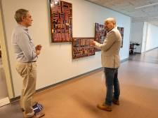 """MMC Veldhoven is blij met lichtkunstwerk voor zorgmedewerkers: ,,Symboliseert verbondenheid in coronatijd"""""""