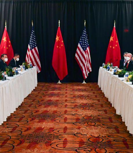 VS: Acties China bedreigen wereldwijde stabiliteit
