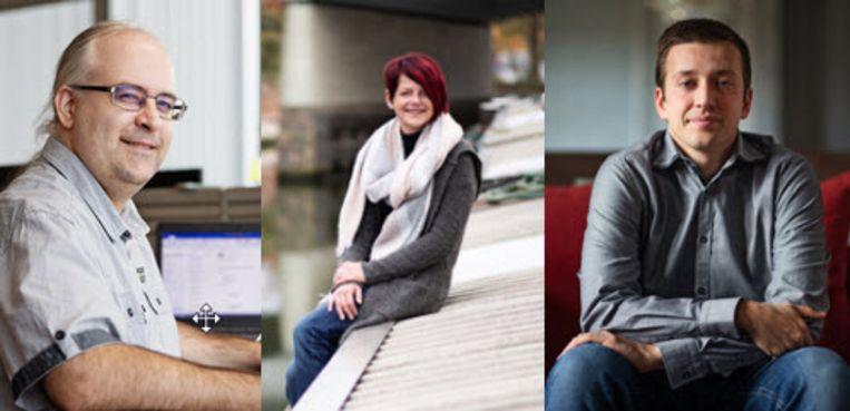 Kristiaan, Wendy en Olivier hebben ASS.