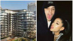 IN BEELD: in dit futuristische optrekje van 13 miljoen gaat Ariana Grande samenwonen
