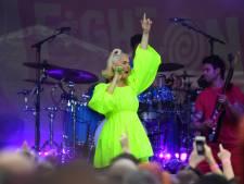 L'hommage de Katy Perry aux organisateurs de Tomorrowland