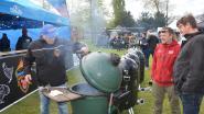 Succesvolle eerste internationale barbecuewedstrijd in park