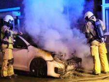 Trieste mijlpaal: vijftigste autobrand in Enschede in 2020