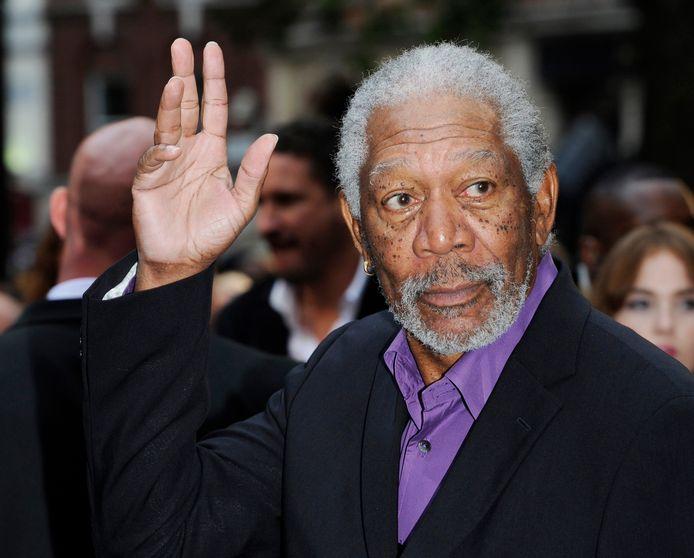 Morgan Freeman is als Stuart te zien in Solos, vanaf 25 juni op Amazon Prime.