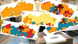 IN KAART. Zo stemde jouw gemeente bij alle verkiezingen van de afgelopen 40 jaar