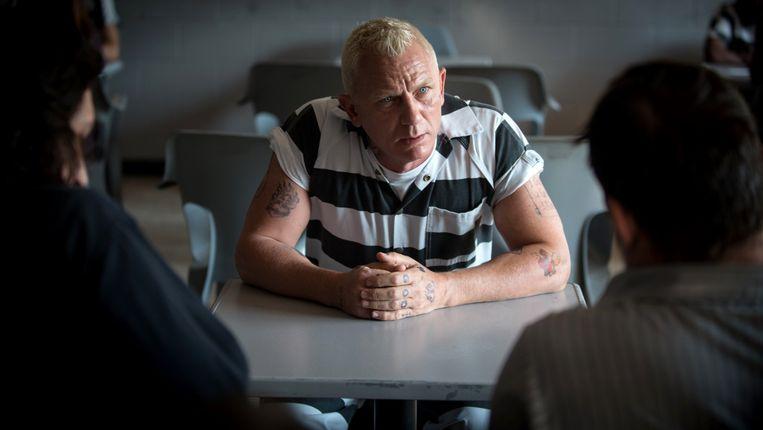 Daniel Craig in Logan Lucky van Steven Soderbergh. Beeld