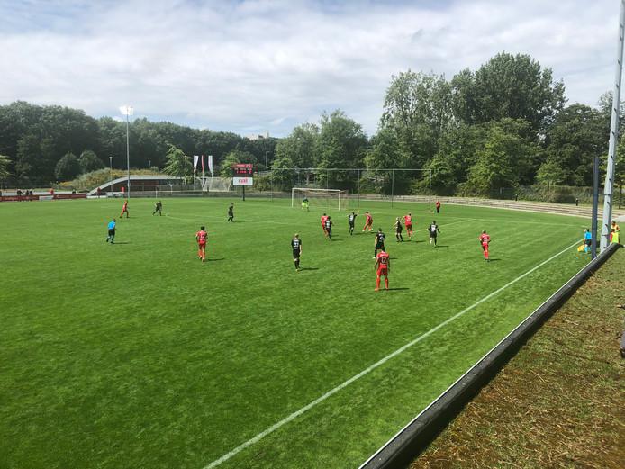 Eerder deze week speelde NEC al tegen Almere.