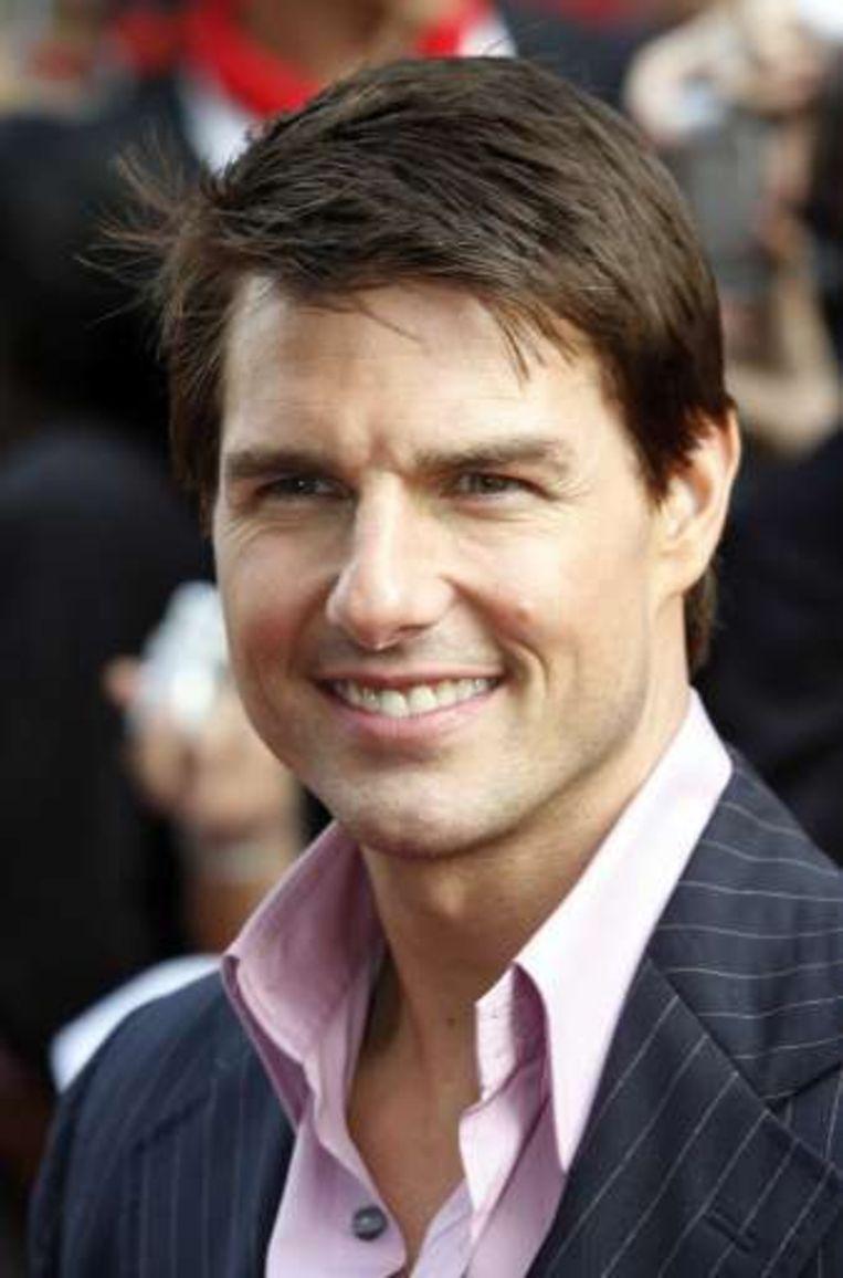 Tom Cruise: elf dollar opbrengst per dollar op zijn loonbriefje. Beeld UNKNOWN