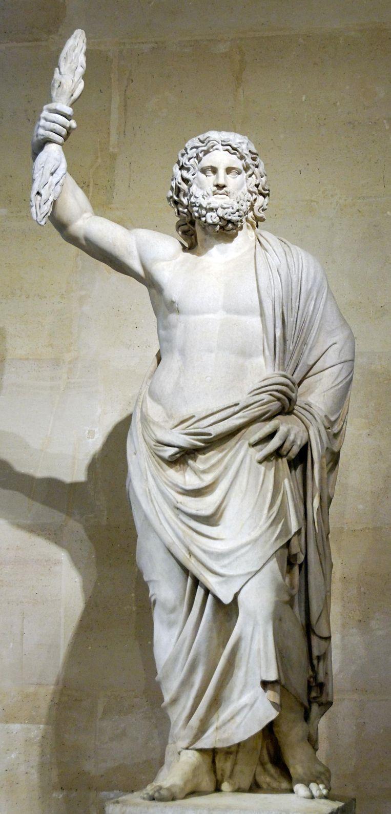 Zeus Beeld