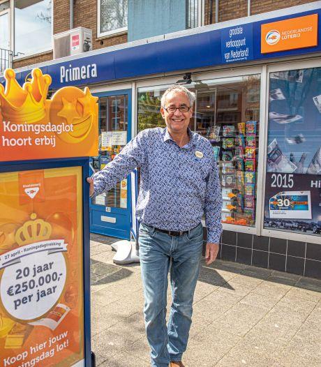 Pech voor geluksmakelaar Kosterman uit Zwolle: 'Maar Staatsloterij geeft mij doekje voor het bloeden'