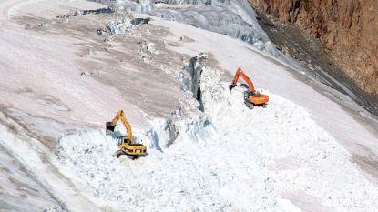 """Oostenrijkse gletsjer vernietigd voor uitbreiding skigebied: """"Onze versie van verwoesting Amazonewoud"""""""