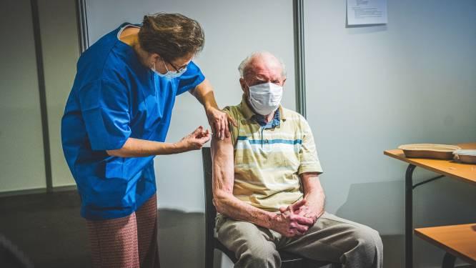 Intussen meer dan 80.000 Gentenaars gevaccineerd: zo goed als iedereen wil een prik