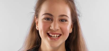 Annemijn (11) uit Nuenen schittert in musical The Sound of Music: 'Ik kan wel janken van geluk'