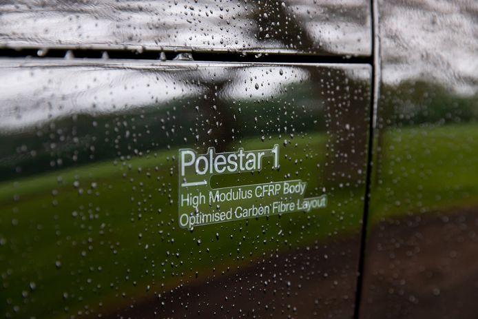 BEESD - Polestar 1 voor Persgroep autotest van Roland Tameling. FOTO BART HOOGVELD