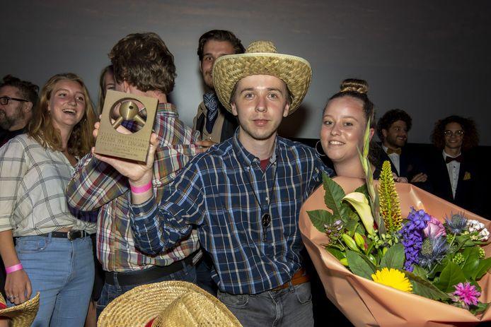Winnaar Robbert Clignet van 72hrs The Hague