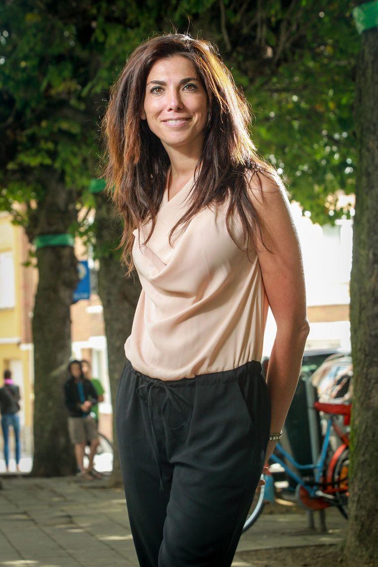Saartje Vandendriessche. Beeld Photo News