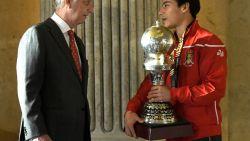 Stad praat over Antwerpse viering voor Red Lions