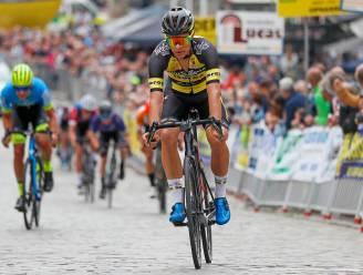 """Andreas Goeman wordt mooi vierde in Stadsprijs Geraardsbergen: """"Ploegspel is nu eenmaal belangrijk"""""""