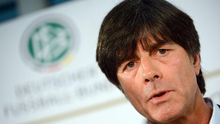 De landgenoten van bondscoach Joachim Löw geloven niet in WK-winst.