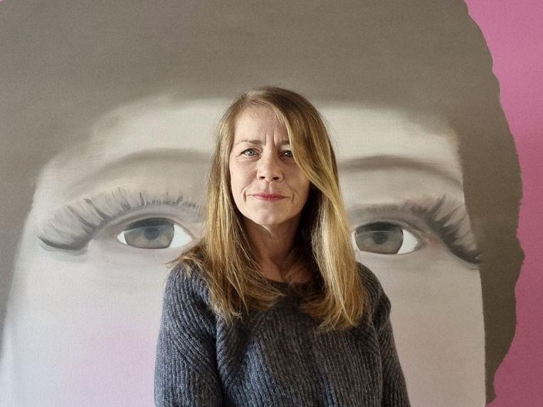 Anne-Marie Ros: een creatieve projectorganisator en curator 'die mooie dingen creëert en mooie dingen laat gebeuren'. Beeld
