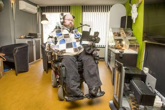 Martijn Kloosterman is zwaar teleurgesteld in de uitspraak.