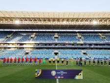LIVE   Inmiddels 140 coronagevallen bij Copa América