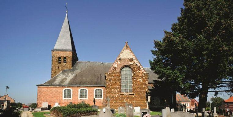 Sint-Catharinakerk Kortrijk-Dutsel