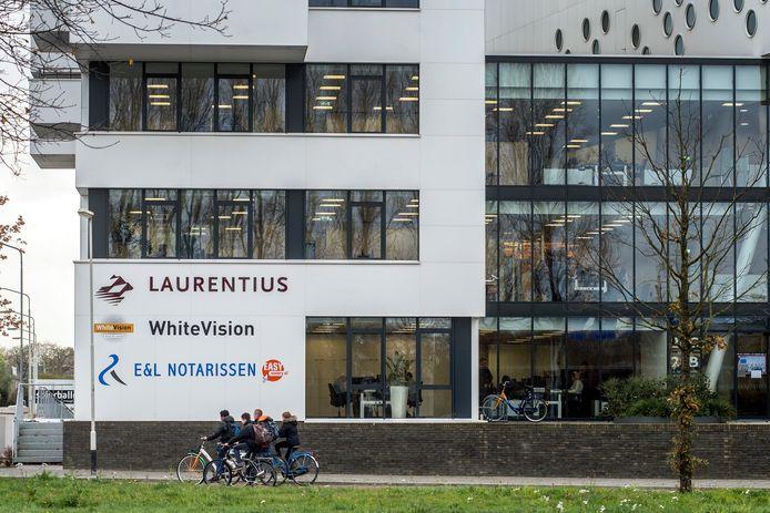 Kantoor van woningbouwcorporatie Laurentius in Breda.