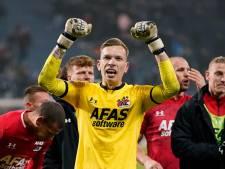 AZ houdt recordkeeper Bizot langer in Alkmaar