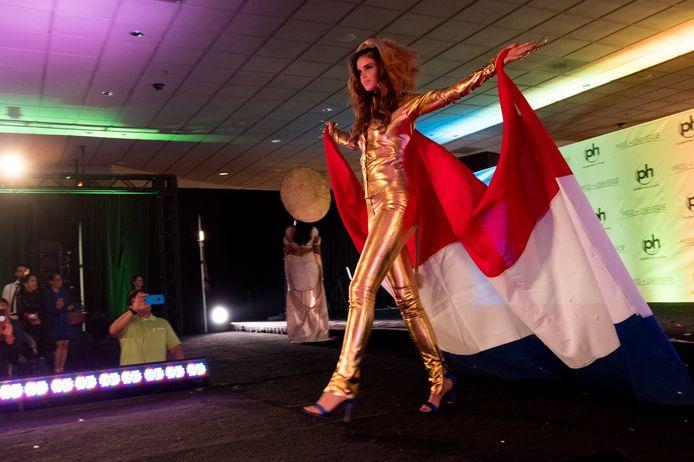 Nicky Opheij. Foto HO/The Miss Universe Organization