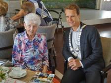 103-jarige Co is oudste vrouw van Zuidland