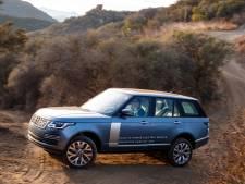 Range Rover PHEV: elektrisch het terrein in