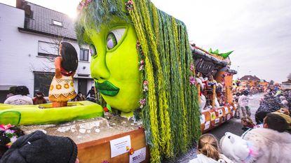IIskoud, maar gezellig carnaval