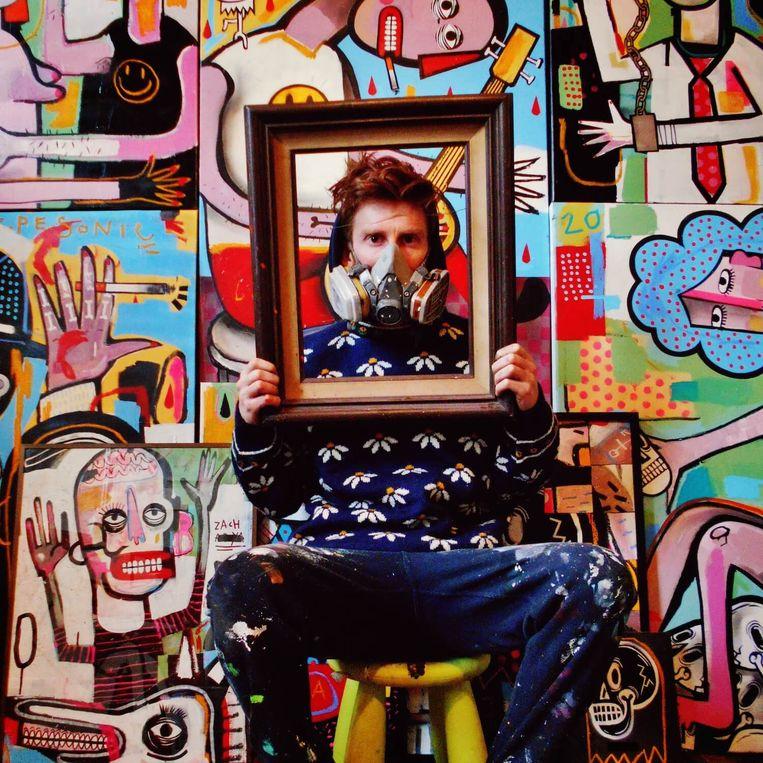 Kunstenaar J O A C H I M.