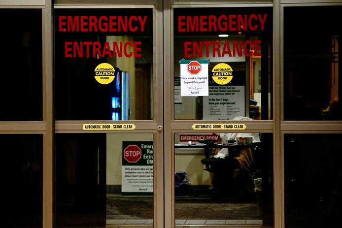 Het Avera St. Luke's Hospital in Aberdeen, South Dakota.