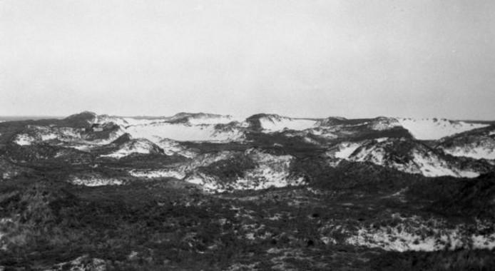 Duinen Kop van Schouwen in 1927