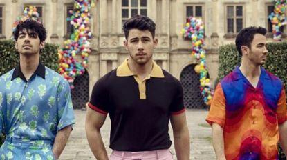 De comeback van Jonas Brothers lijkt een groot succes, en daar is vooral oudste broer Kevin blij mee
