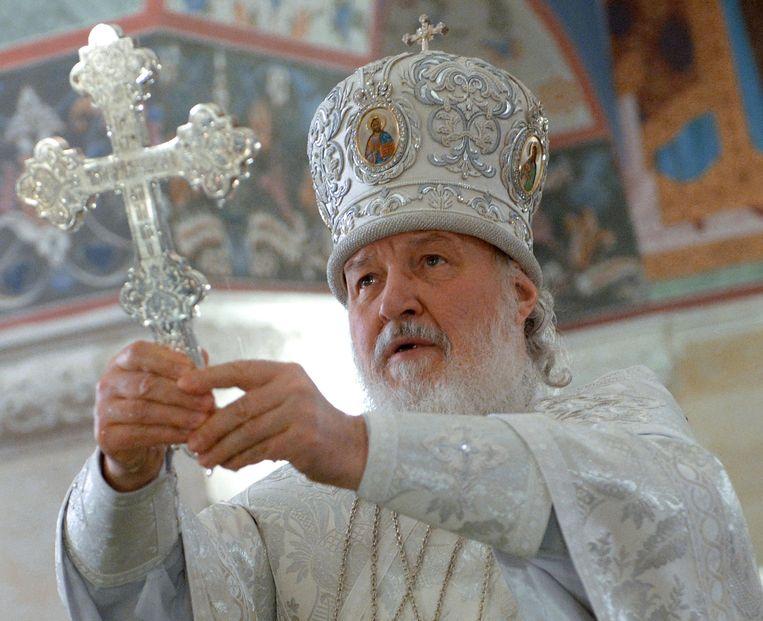 De Russisch-orthodoxe kerk van patriarch Kirill is ook al lang bevriend met het communistische eiland. Beeld © BELGA