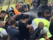 UEFA straft Slowakije, Hongarije en Roemenië om racisme