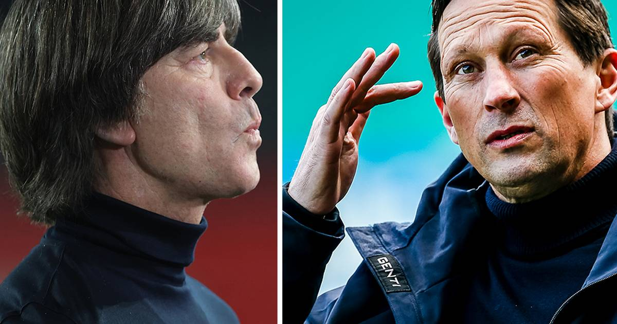 Schmidt positief over vertrek Löw bij de Mannschaft: 'Goed voor Duitse voetbal' - AD.nl