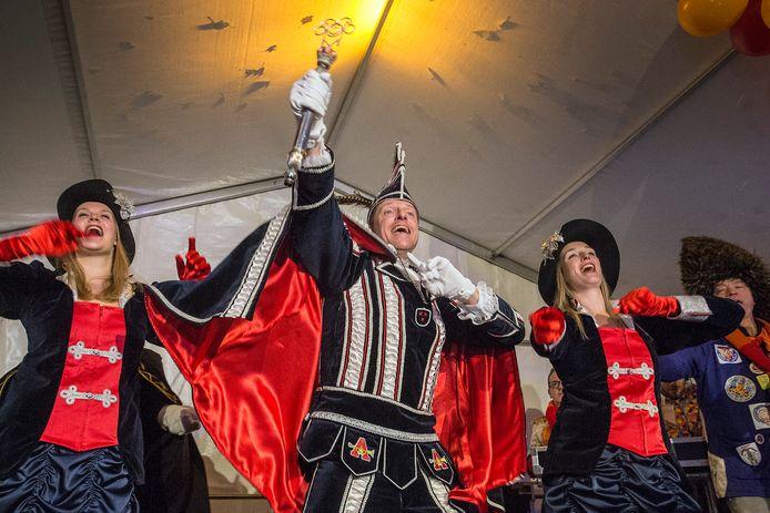 Pix4Profs-Ron Magielse arjan broeders is de nieuwe prins carnaval van t kielegat.