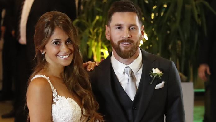 Des Stars Plutôt Radines Au Mariage De Lionel Messi Home