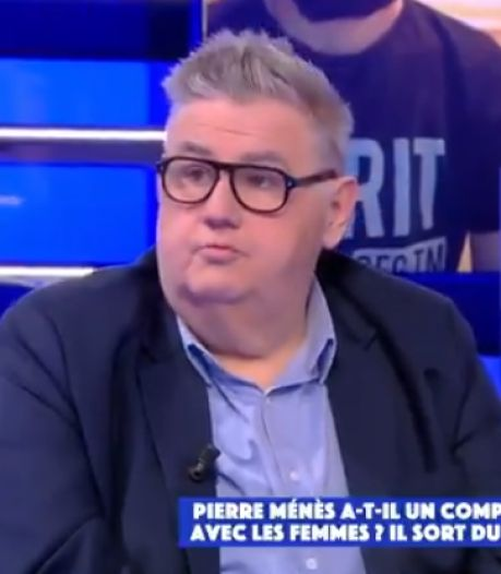 """En pleine tourmente, Pierre Ménès sort du silence dans TPMP: """"Les gens ont raison de m'en vouloir"""""""