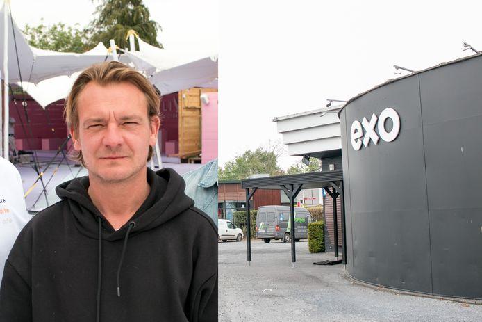 Steve Boodts, uitbater van Club Exo, ziet meer conflicten aan de deur door de invoering van het Covid Safe Ticket