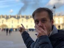 Armin van Buuren tijdens brand uit Louvre in Parijs geëvacueerd