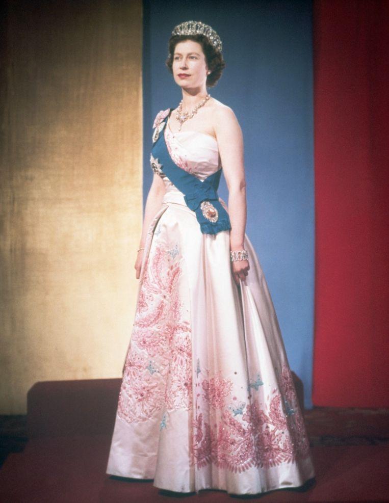 https://www.libelle.nl/mensen/koningin-elizabeth-verjaardag-coronatijd/ Beeld Getty Images