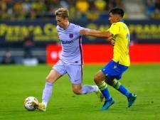Barcelona in beroep tegen kaarten Frenkie de Jong en Busquets, maar niet tegen rood voor Koeman